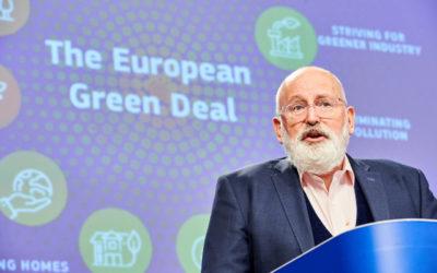L'Union européenne contre l'écologie